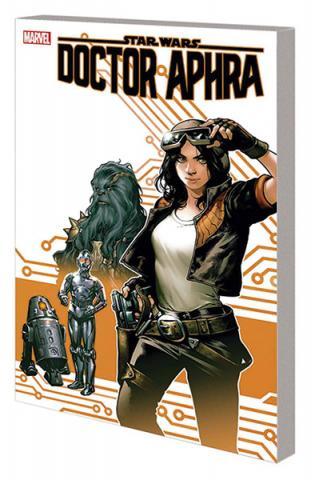 Doctor Aphra Vol 1: Aphra
