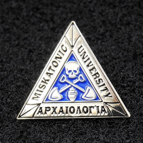 Varsity pin: Archeology