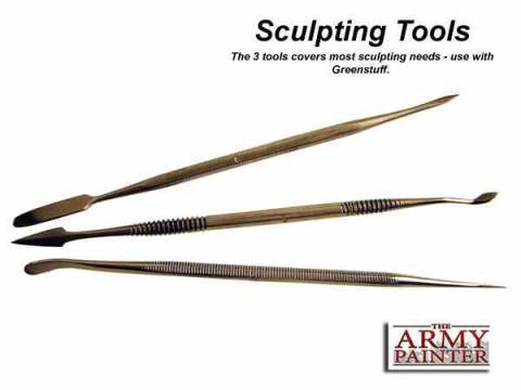 Hobby sculpting tools