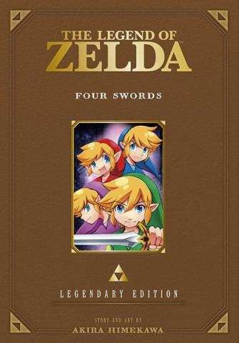 The Legend of Zelda Legendary Edition Vol 5