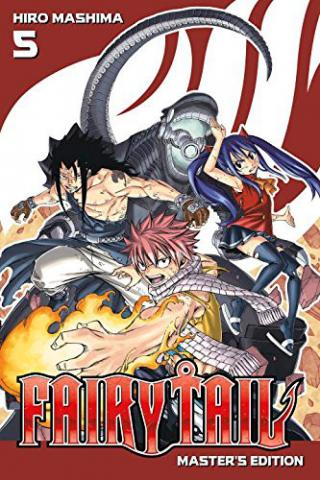 Fairy Tail Master's Edition 5