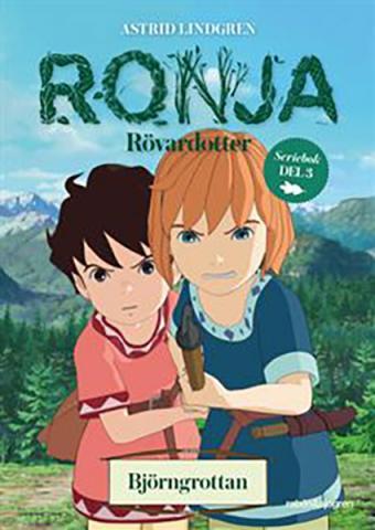 Ronja Rövardotter - Björngrottan