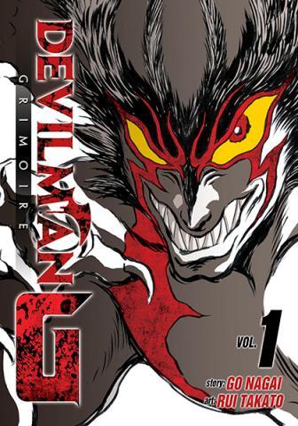 Devilman Grimoire Vol 1