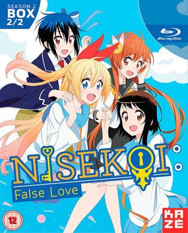 Nisekoi, False Love, Season 2, Part 2