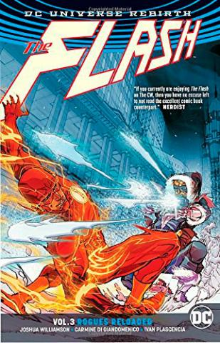 The Flash Rebirth Vol 3: Rogues Reloaded