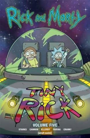Rick and Morty Vol 5