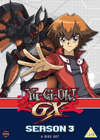 Yu-Gi-Oh GX, Season 3