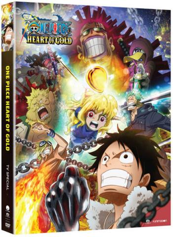 One Piece Heart of Gold TV Special