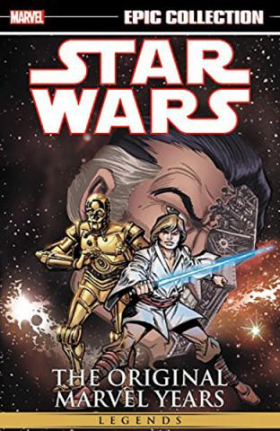 Star Wars Legends Epic Collection: The Original Marvel Years Vol 2