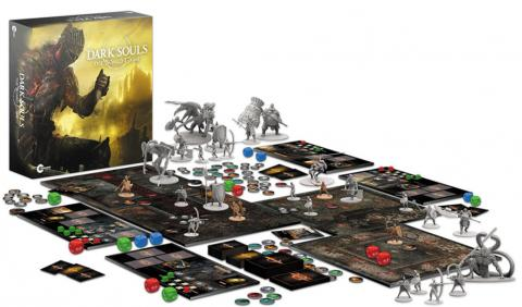Dark Souls - The Board Game (RETAIL EDITION)