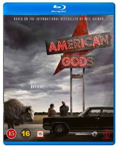 American Gods, säsong 1