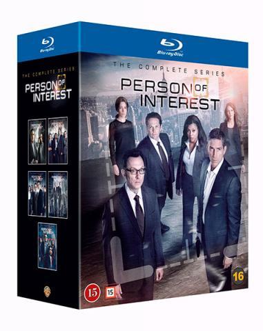 Person of Interest, Season 1-5