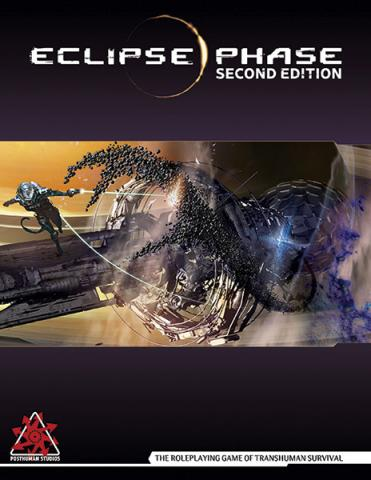 Eclipse Phase RPG Second Edition