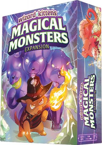 Wizard Kittens - Magical Monsters