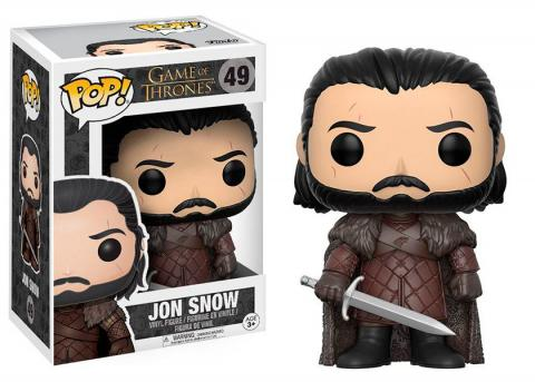 Jon Snow Season 7 Pop! Vinyl Figure