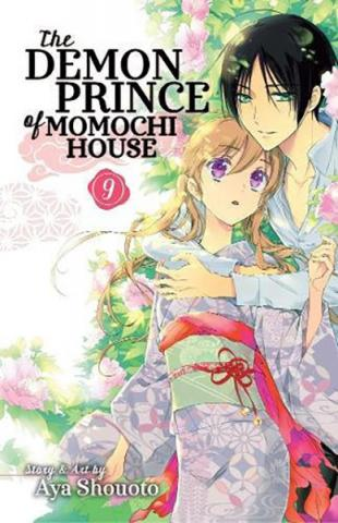 The Demon Prince of Momochi House Vol 9