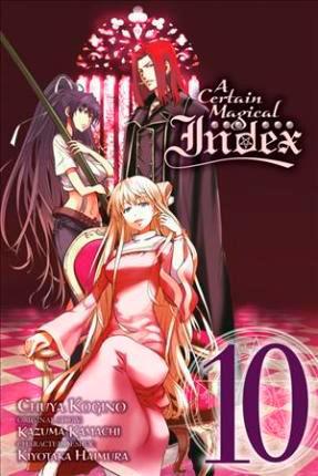 A Certain Magical Index Vol 10