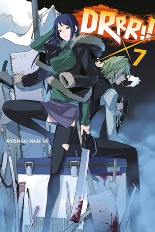Durarara Light Novel Vol 7