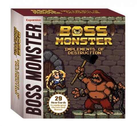 Boss Monster - Implements of Destruction Expansion