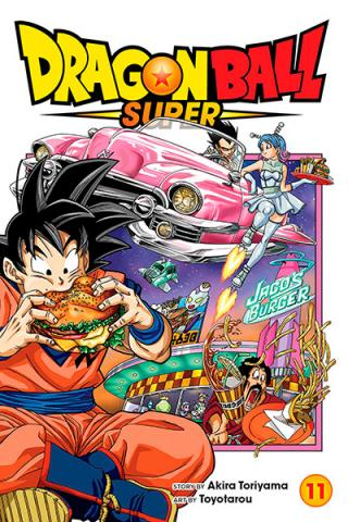 Dragonball Super Vol 11