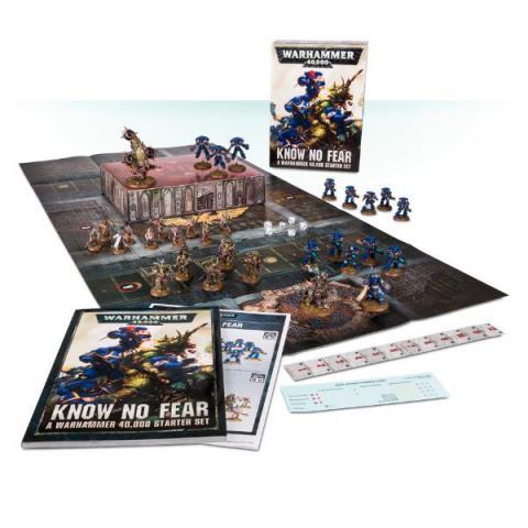 Warhammer 40.000 Know No Fear