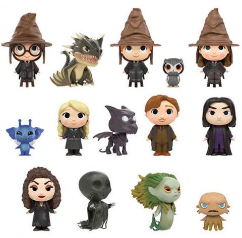 Harry Potter Mystery Minis Mini-Figures Series 2