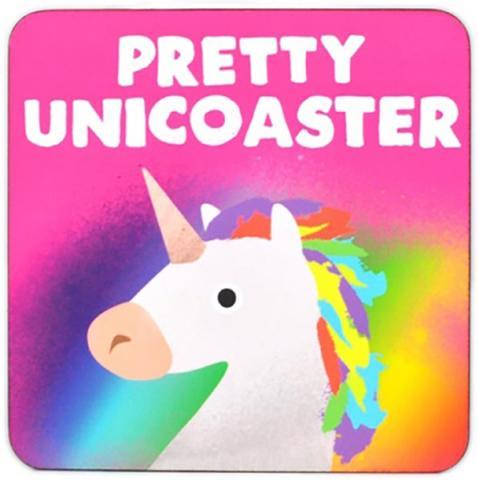 Unicorn Coaster: Pretty Unicoaster