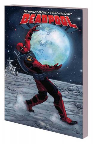Deadpool World's Greatest Vol 9: Deadpool in Space