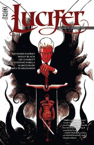 Lucifer Vol 3: Blood in the Street