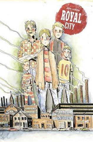 Royal City Vol 1: Next of Kin