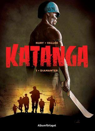 Katanga 1: Diamanter