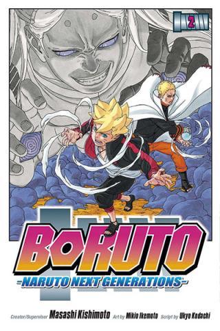 Boruto: Naruto Next Generation Vol 2
