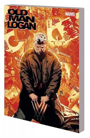 Wolverine: Old Man Logan Vol 5: Past Lives