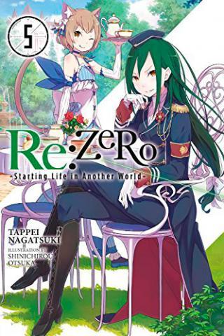 Re: Zero Light Novel 5