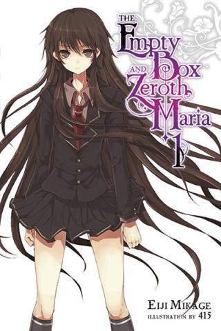 The Empty Box and Zeroth Maria Light Novel 1