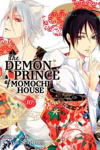 The Demon Prince of Momochi House Vol 10