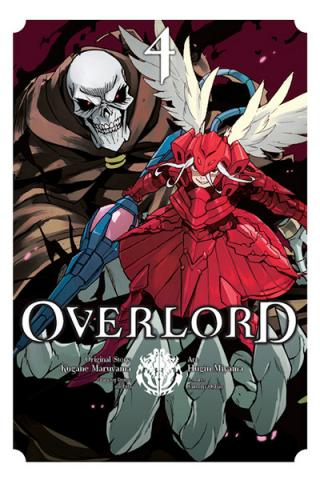 Overlord Vol 4