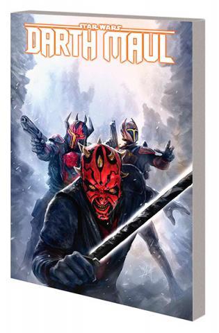 Star Wars: Darth Maul Son of Dathomir