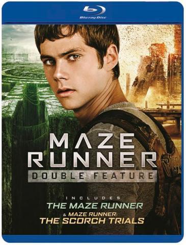 The Maze Runner 1+2