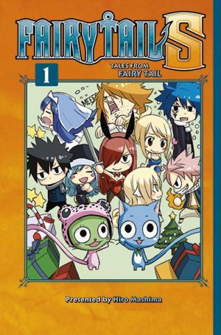 Fairy Tail S Volume 1