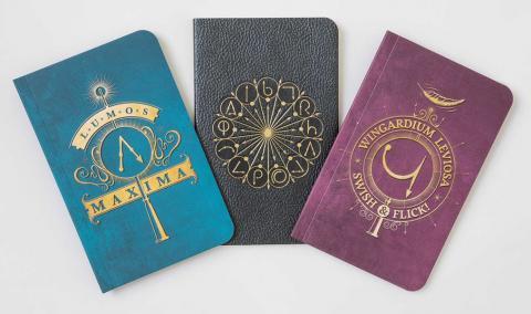 Spells Pocket Notebook Collection (Set of 3)