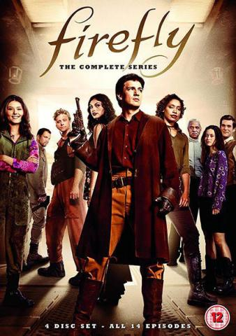Firefly: The Complete Series Box Set