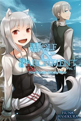 Wolf & Parchment Light Novel 1
