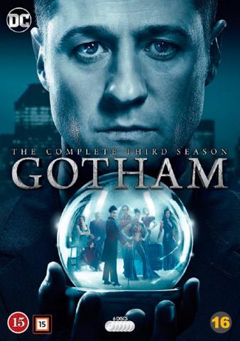 Gotham, Season 3