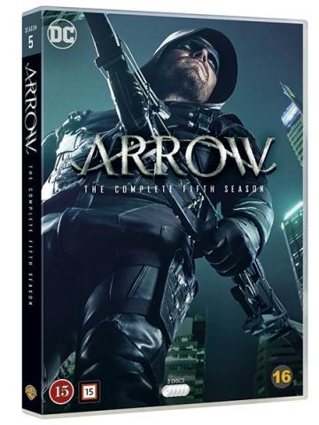 Arrow, The Complete Fifth Season