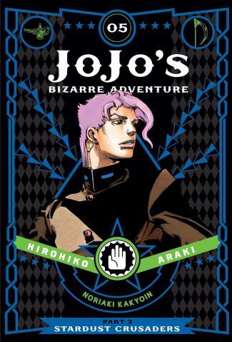Jojo's Bizarre Adventure Stardust Crusaders Vol 5