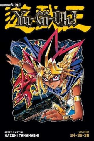 Yu-Gi-Oh 3-in-1 Vol 12