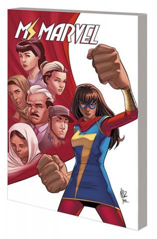 Ms Marvel Vol 8: Mecca
