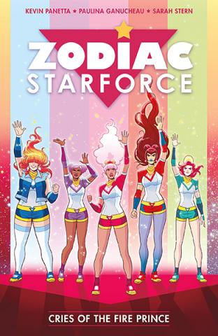 Zodiac Starforce Vol 2: Cries of the Fire Prince