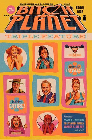 Bitch Planet Triple Feature Book 1